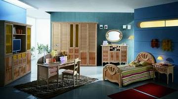 Класичні дитячі меблі