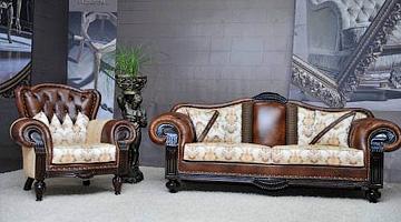 М'які меблі в класичному стилі