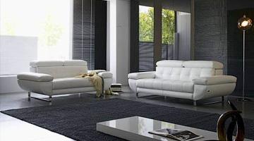 М'які меблі в стилі модерн