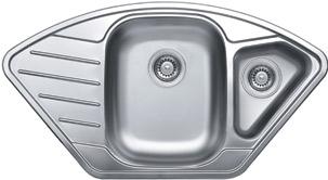 Нержавіюча мийка Elleci SPECIAL ESA 920