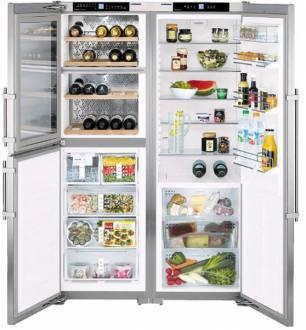 Холодильник Liebherr SBSes 7155