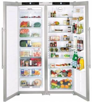 Холодильник Liebherr SBSes7252