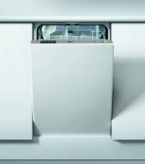 Вбудована посудомийна машина Whirlpool ADG 145 IX