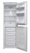 Вбудований комбінований холодильник Total Frost Free ARDO ICOF 28 SA