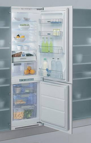 Вбудований холодильник Whirlpool ART 489